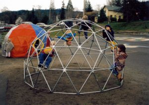 11ft Playground Climbing Dome