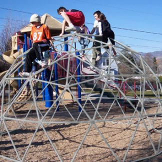 15ft Playground Climbing Dome