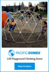 Pacific Domes - 11ft Playground Climbing Dome