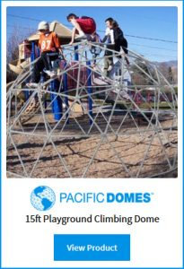 Pacific Domes - 15ft Playground Climbing Dome