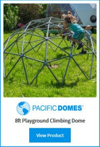 Pacific Domes - 8ft Playground Climbing Dome