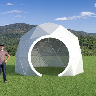 16ft T Greenhouse Dome