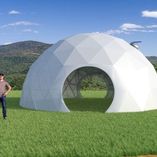 30ft Greenhouse Dome